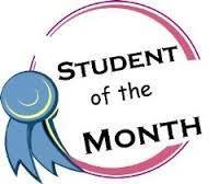 May's Students of the Month